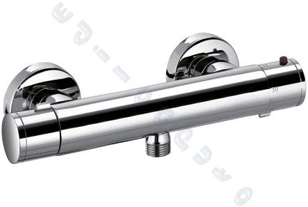 Rubinetto miscelatore bagno Mimo doccia termostatico senza doccetta e flessibile