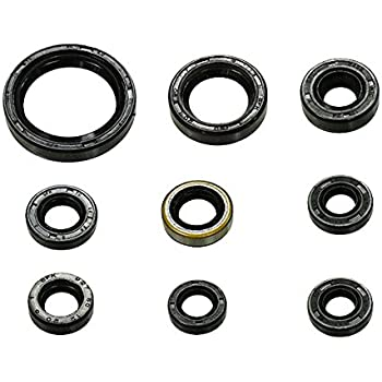 Outlaw Racing OR3480 Engine Oil Seal Kit Kawasaki KX100 KX80 1995-1997 KX60 1985-2003