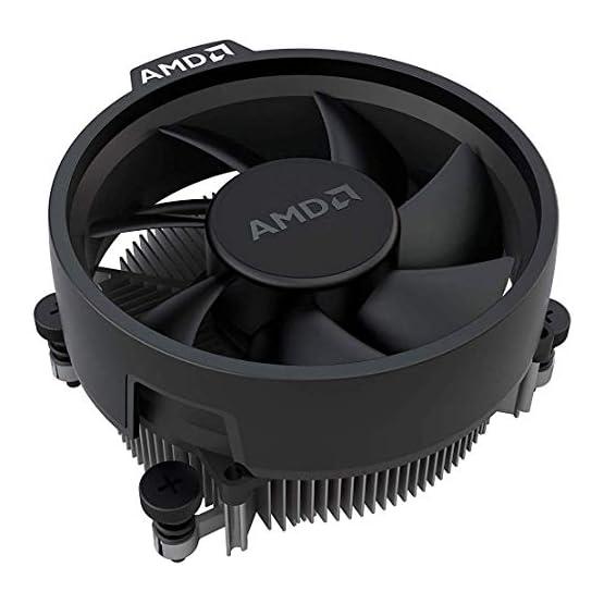 AMD Ryzen 5 3600 6-Core, 12-Thread Unlocked Desktop Processor with Wraith Stealth Cooler 4166YLO0rbL. SS555