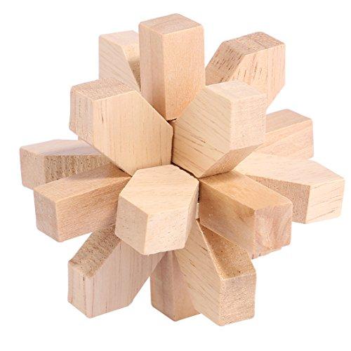 Outlet Rompecabezas Madera Fokom 9 Pack Puzzles 3d Juegos De