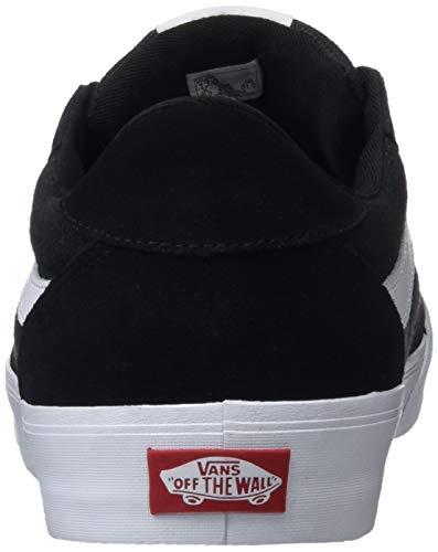 Palomar Sneaker Vans Uomo Black Nero white Iju suede canvas fdxAxwq