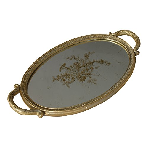 Antique Biltmore Collection - GILDED AGE Biltmore Oval Tray