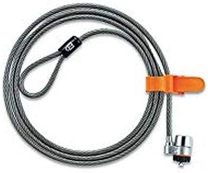 6/' Cable Kensington MicroSaver Keyed Laptop Lock Notebook Projector Monitor