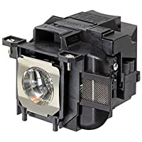 ePharos Projector Lamp Replacement for Epson Ex7235 Compatible Bulb with Housing