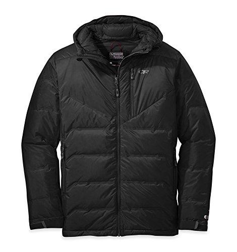 Research Floodlight Jacket Men's Outdoor Down Black TSvdggwq