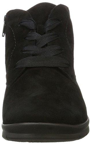 Boots schwarz Black 001 Semler Kvinners Xenia axqwASEIA