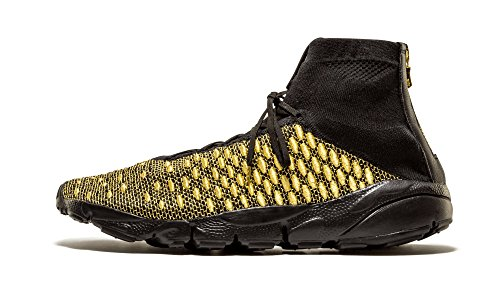 Nike Sportive Lion Magista Gold Black Scarpe Footscape Air Negro Nero mtlc Uomo QS Black 1ZwYq16nr