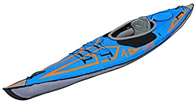 AE1009-B Advanced Elements Advancedframe Expedition Kayak Blue from Advanced Elements Inc.