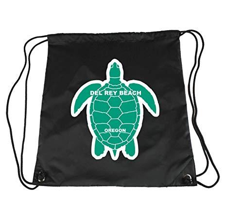 oregon draw string bag - 8