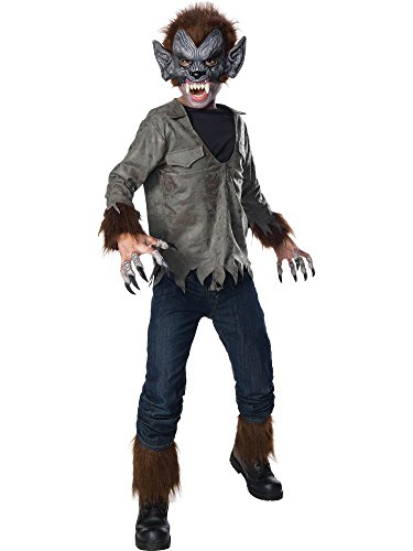 Rubie's Universal Monsters Child's Wolfman Costume, Medium