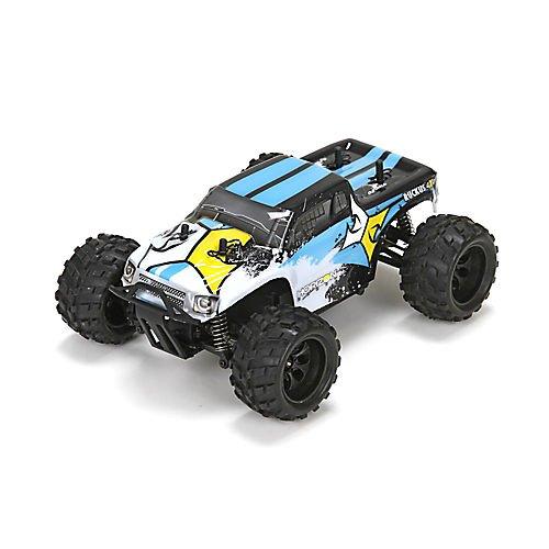 ECX Ruckus Monster Truck Black