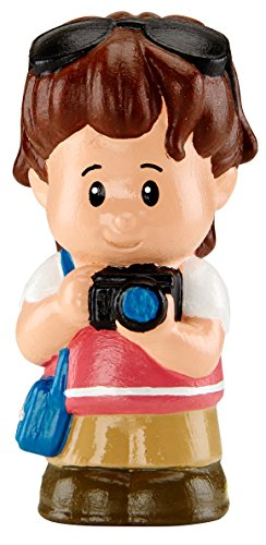 Fisher Price CDH31 Little People Photographer