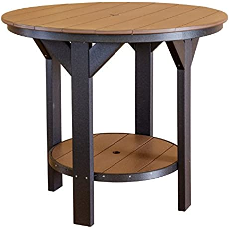 Little Cottage Company Heritage Pub Table Black