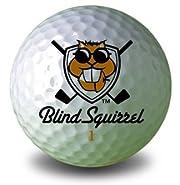 Blind Squirrel golf balls