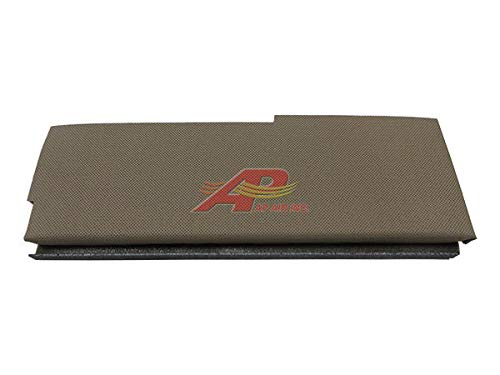 For JD 60 Series 4WD Premium Rear Right Upper Panel - Sailcloth Tan