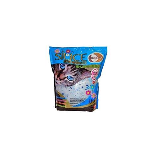 DAPAC - GEL DE SILICE 7,5 l - COMP155: Amazon.es: Productos para mascotas