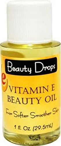 1 Sensitive Skin BEAUTY DROPS VITAMIN E BEAUTY OIL For