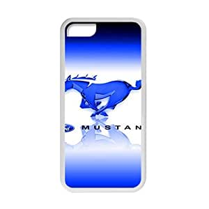 LINGH ford mustang logo Hot sale Phone Case for iPhone 5C