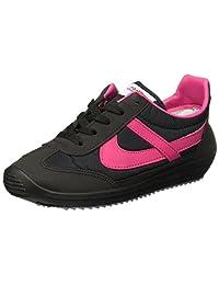 Panam 0084-037 Tenis Casual para Mujer, color Negro