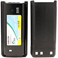 2x Pack Replacement KNB-29N, KNB-30 Battery for Kenwood TK-3207, TK-2207, TK-2202, TK-3200, TK-3301E, TK-3202, TK-2200, TK-2300, TK-3300, TK-3207G, TK-2206, TK-3206, TK-2302VK, TK-3202E Two-Way Radios - Upstart Battery
