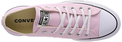 Rose Converse CTAS Femme Ox Lift Black Baskets Cherry White Blossom qnPqTxwzvr