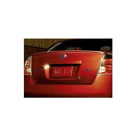 2007 - 2011 Nissan Sentra rojo ladrillo Alerón Trasero 999j1-lvnac: Amazon.es: Coche y moto