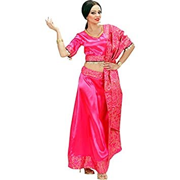 disfraces mujer hindú