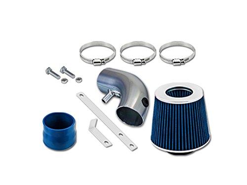 Ram Mini Intake Short - 01 02 03 Chrysler Voyager Lx Mini 3.3l V6 Short Ram Intake Sr-dg18 with Blue Filter1