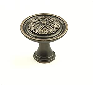 Century Hardware 28015-AZC Iris Knob, Bronze