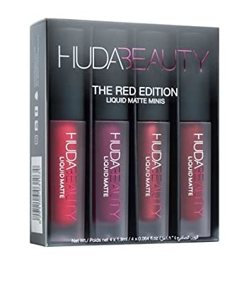 Huda Beauty | Red Edition Minis