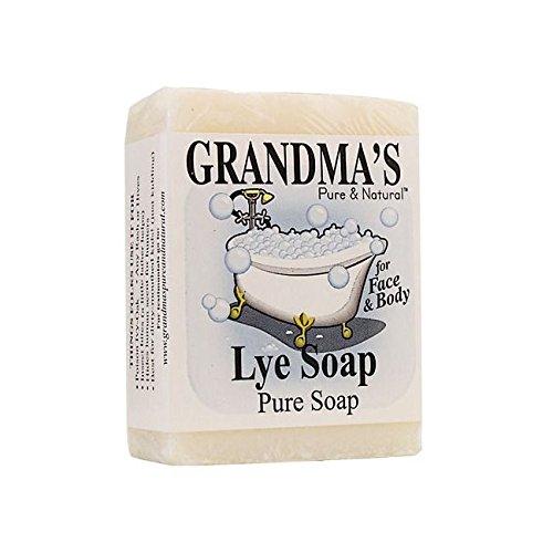Remwood Products 60018 Grandma`s Pure & Natural Lye Soap ...
