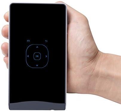 OTHA Mini Proyector LED, Home Theater WiFi, 100 Lúmenes ANSI, Vida ...