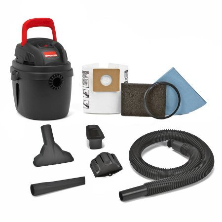1.5 Gallon 2.0 Peak Hp Wet/Dry Vacuum Review