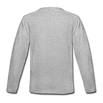 bb84d22e17189 Spreadshirt Whisper 3 Étalon Cheval Au Galop Dessin T-Shirt Manches Longues  Premium Ado S205909