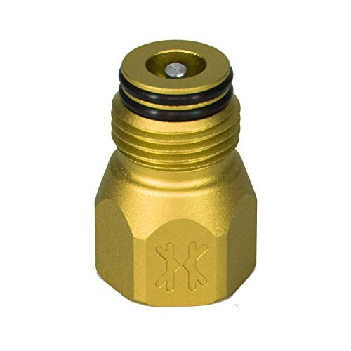 HK Army Paintball Regulator Extender - Gold by HK Army
