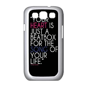 Samsung Galaxy S3 I9300 Phone Case Quotes jC-C28256