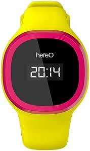hereO DGA0002.Strawberry V2 GPS Watch for Kids - Strawberry