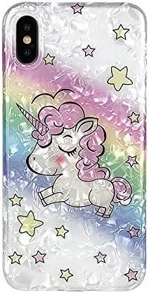 iPhone 6/6S Plus case - Unicorns - Mr