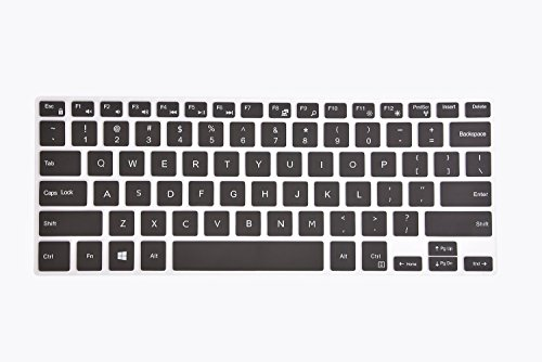 Leze - Ultra Thin Silicone Keyboard Cover Skin Protector for 15 6