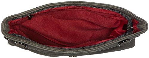 Grey Womens Anthrazit Handbag Sonja Clutch qpP4nxtOA