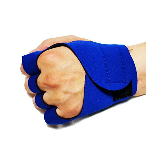 Fitness Sport Specialty Training Gloves Weight Lifting Riding Glove Half Finger by Fitness sport