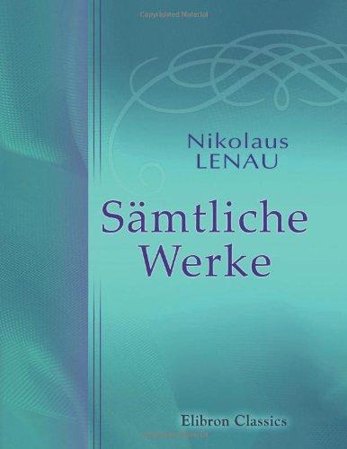 Sämtliche Werke (German Edition) ebook
