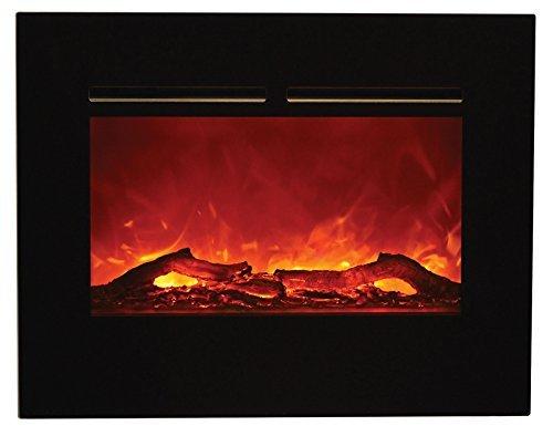 Cheap Amantii ZECL-26-2923-FLUSHMT Zero Electric Fireplace Black Friday & Cyber Monday 2019
