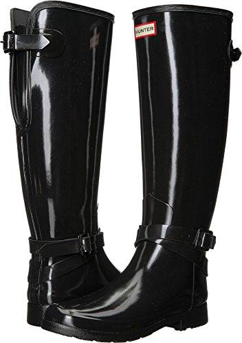 hunter back adjustable rain boots - 7