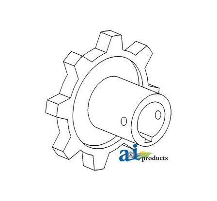 A&I SPROCKET CLEAN GRAIN (H91334) by A&I
