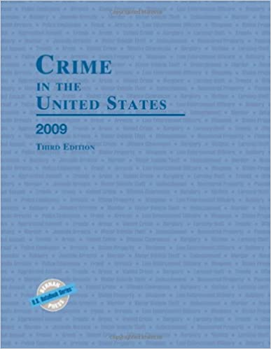 Excellent, agree uniform crime report 2009 with
