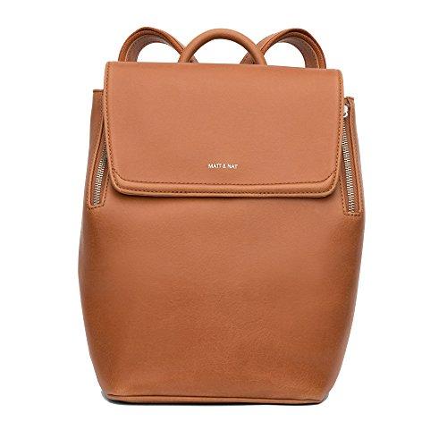 Matt & Nat Women's Fabi Mini Backpack, Chili, One Size