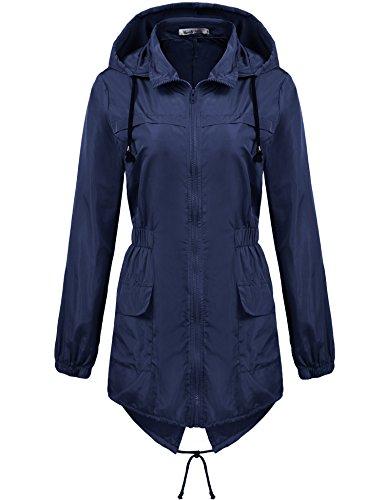 Ladies Active Hooded Jacket - 2