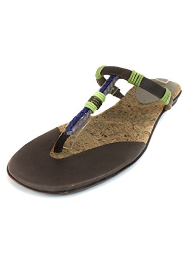 Rachel Roy Calixta Dark Brown Sandals (6) for sale  Delivered anywhere in USA