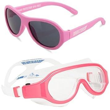 Amazon.com: Babiators – Gafas de sol y anteojos Set, Pink: Baby